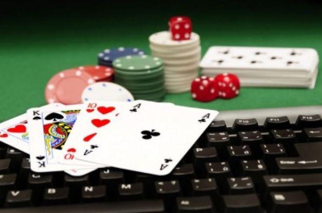 Nedaudz no vēstures: Online pokers 0001