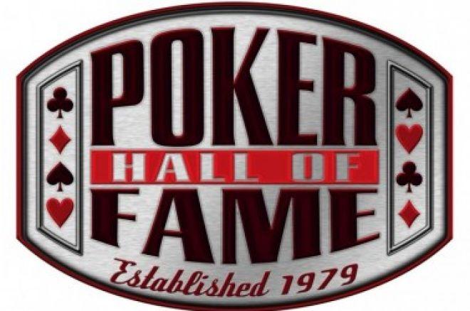 Уголок истории: Зал славы покера 0001