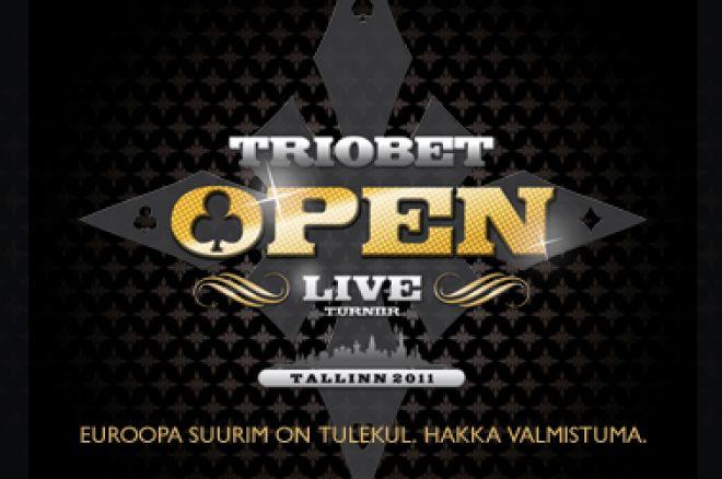 Triobet open