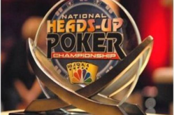 National Heads-Up Poker Championship残り8人 0001