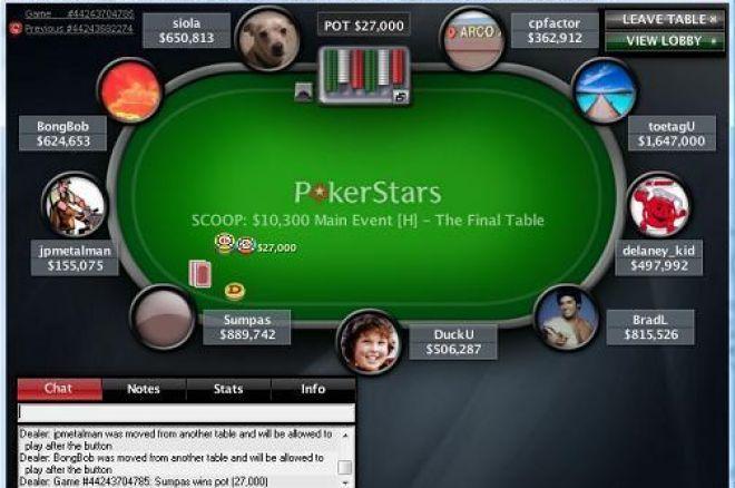 Aktualności ze świata pokera 10.03 0001