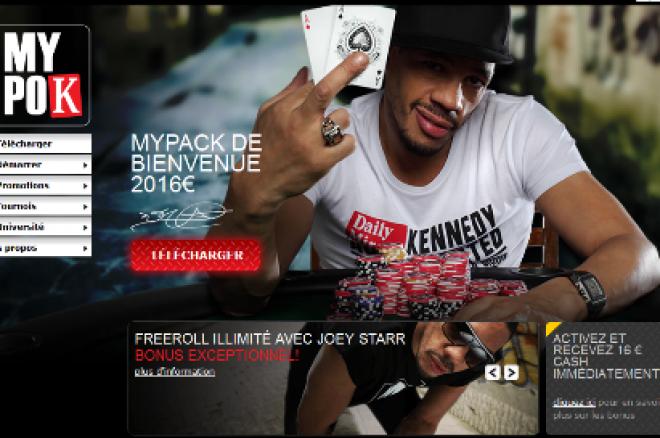 Френски казино оператор стартира MyPok.fr онлайн... 0001