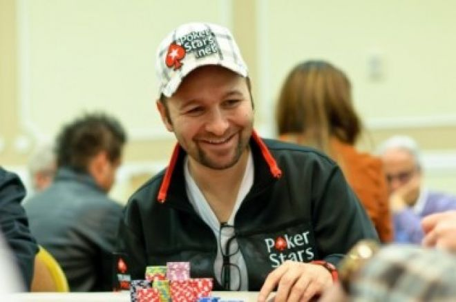 PokerStars의 SuperStar Showdown, Daniel Negreanu 대 Viktor Blom 0001