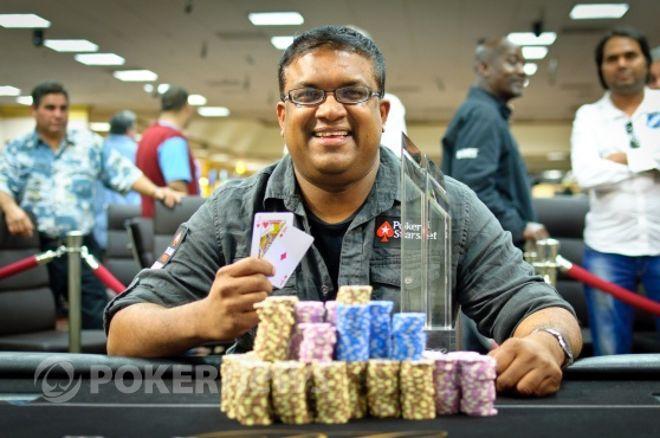 The Big Event Main Event: Victor Ramdin nyert 0001