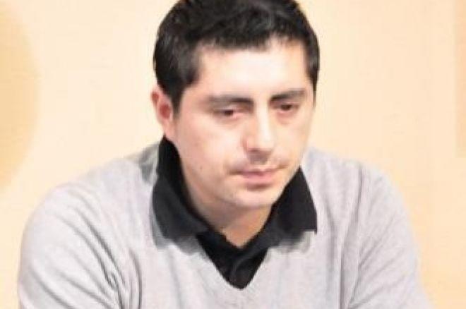 Día 1A de la Liga Poker 770 La Toja: Steven Salinas se proclama chip leader 0001