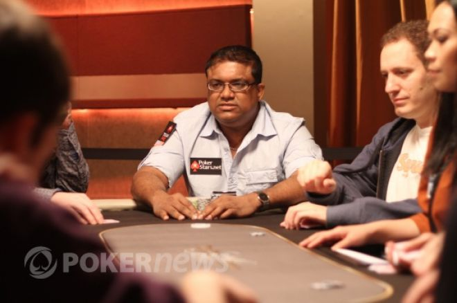 The Big Event ESPN Bounty Shootout Flight 2: Ramdin, Eslami, Woodward, Smith and Tehan... 0001