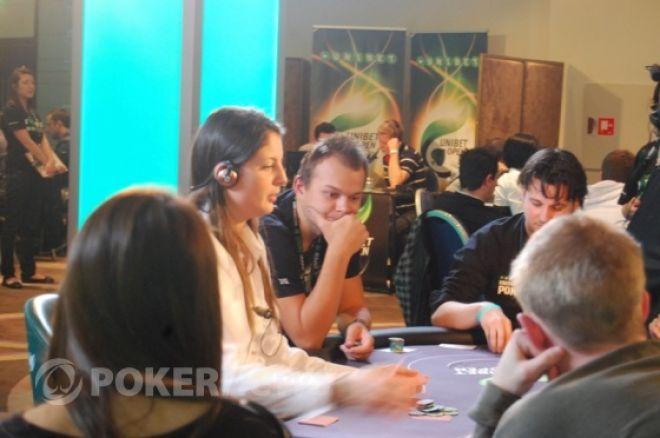 Unibet Open Malta dienos 1B apžvalga - LeBronius turnyro lyderis (Interviu) 0001