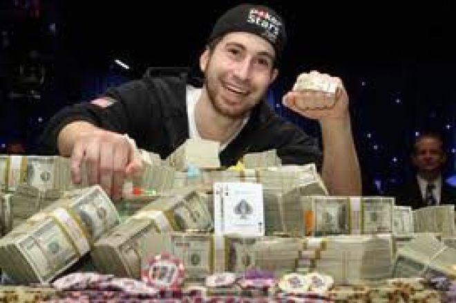 Verdensmester Jonathan Duhamel signerer med Pokerstars 0001