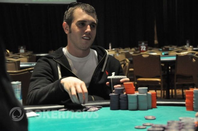 WSOP Circuit Caesars Atlantic City Main Event Day 2: Houchins Leads the Final Table... 0001
