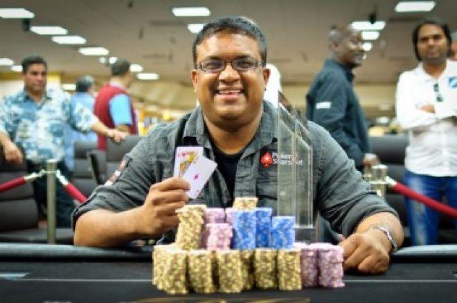 Victor Ramdin vinner The Big Event