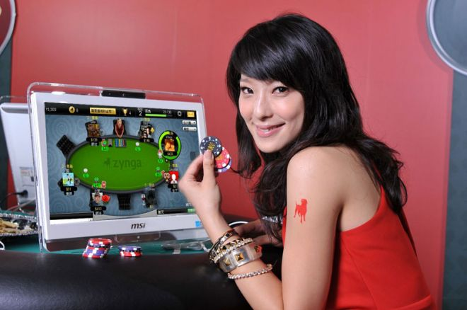 Ани Дюк си партнира със Zynga Poker 0001