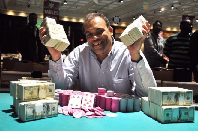 WSOP Circuit Caesars Atlantic City Main Event Day 3: Brian Ali Knocks Out the Competition to... 0001
