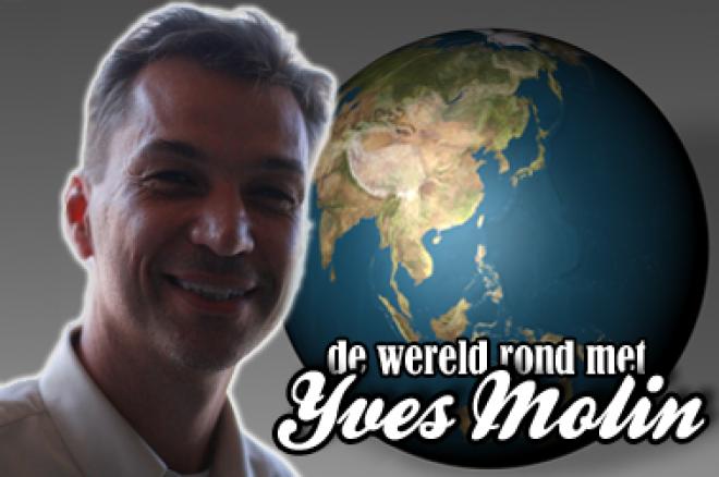 De wereld rond met Yves Molin (deel 1)