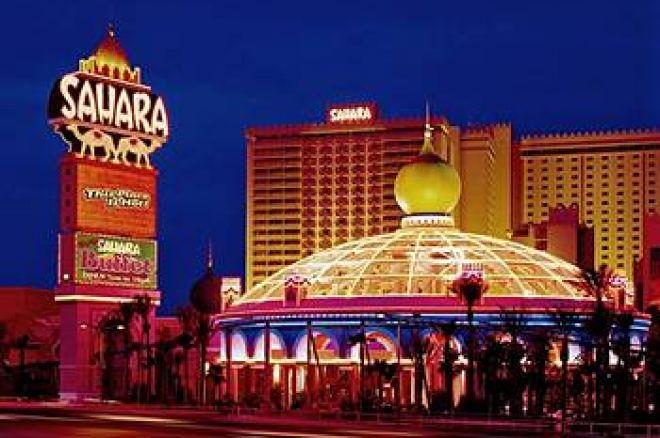 Két hónap múlva bezár Las Vegasban a Sahara 0001
