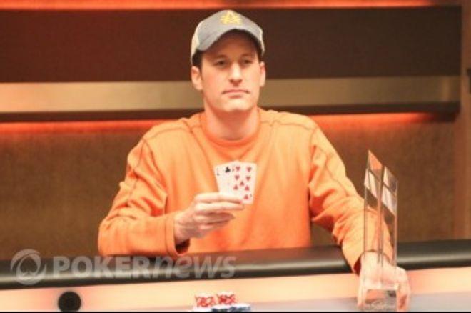 The Big Event ESPN Bounty Shootout: Walsh nyerte a 15 órás döntő asztalt 0001