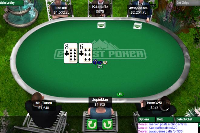 Hrajte s PokerNews: Tento týden 2 freerolly a 7 turnajů! 0001