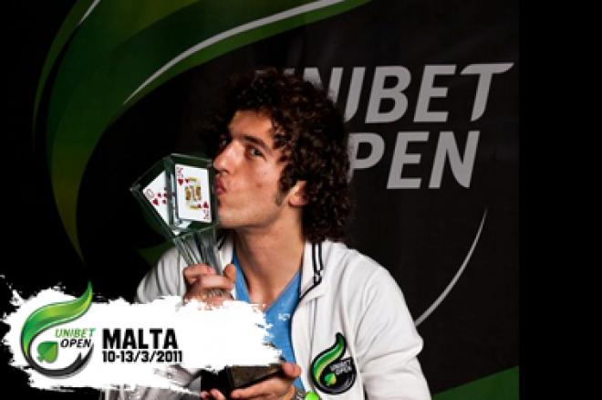 Mateusz Moolhuizen je pobednik Unibet Open-a na Malti 0001