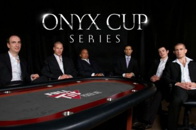 PokerNews Boulevard: Full Tilt Poker presenteert Onyx Cup, en meer..