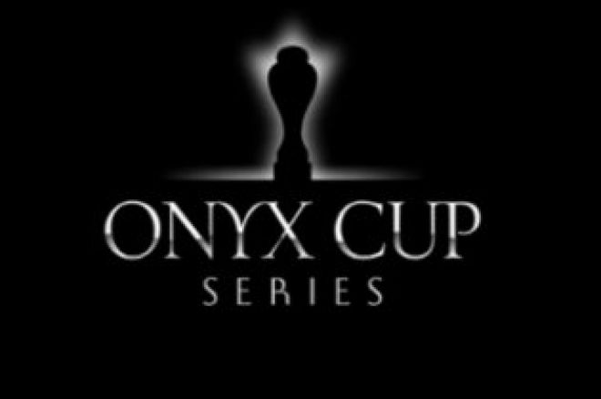 Fulltilt扑克室的Onyx杯Series! 0001