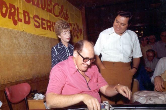 """Istorijos kampelis: Doyle Brunsonas arba """"Teksaso avelė"""" 0001"""