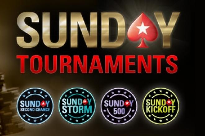 Na Sunday 1/4 Million zapomeňte - nahradí ho Sunday Storm 0001