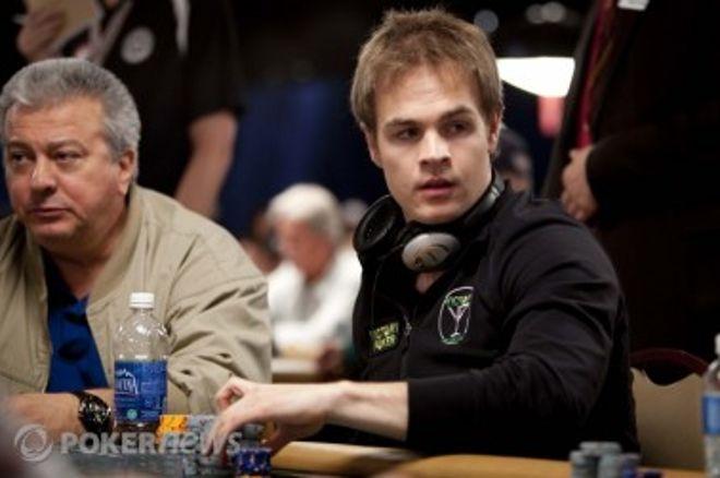 High Stakes Poker Sezon 7: Ruffin wywala Croak'a a Robl dołącza do gry 0001