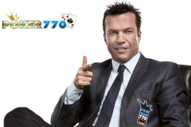 Lothar Matthäus został twarzą Poker770 - Wywiad 0001