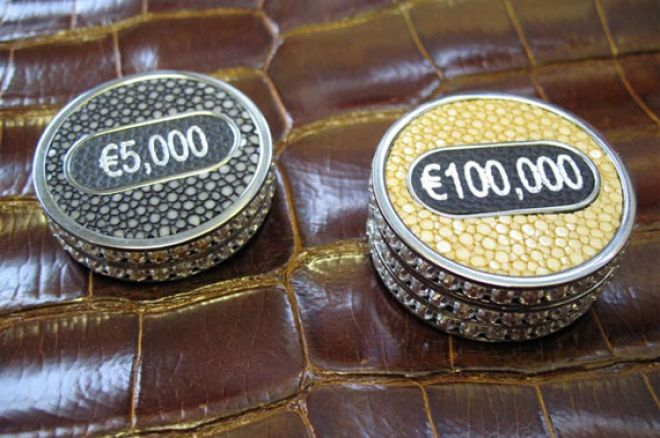 Лондонски майстор създаде покер чипсет за над $7... 0001