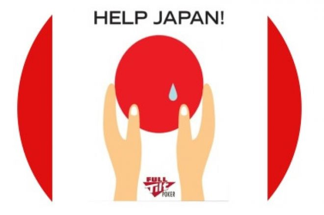 Нека помогнем на Япония заедно с Full Tilt Poker 0001