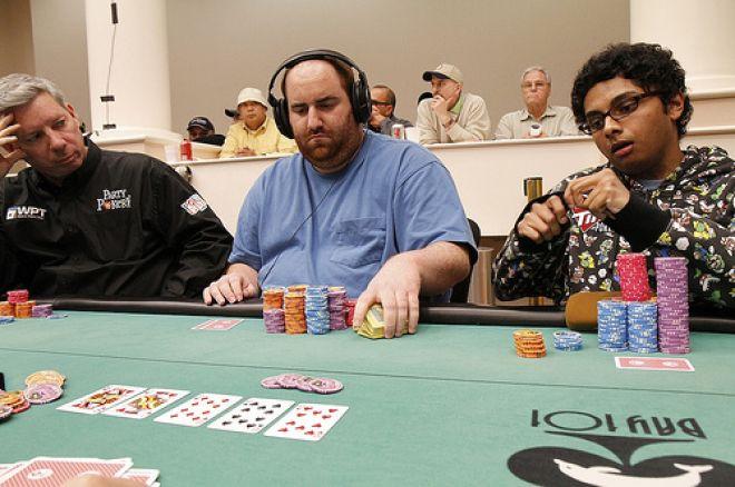 Сыгран финальный звездный стол турнира WPT Bay 101... 0001
