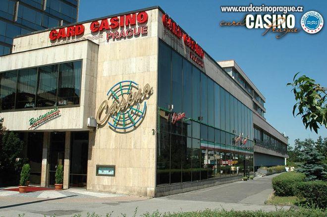Török Dávid a chipleader az Eureka Poker Touron Prágában 0001