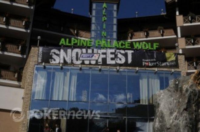 Zakończył się dzień 1A EPT Snowfest 0001