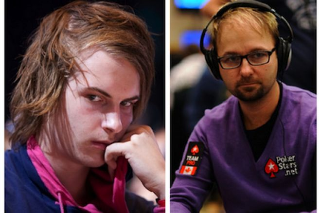 "Viktor ""Isildur1"" Blom vs Daniel Negreanu SuperStar Showdown"