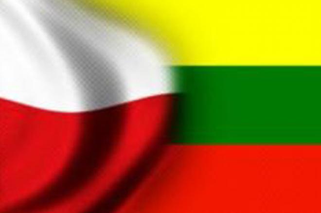 Flaga Litwy, Flaga Polski