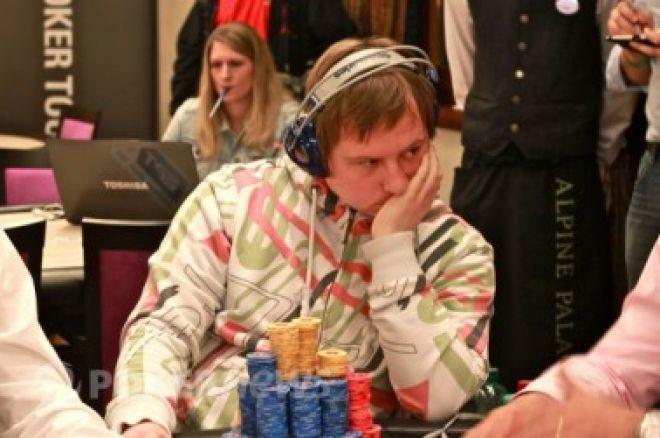 ЕРТ Snowfest: россиянин за финальным столом 0001