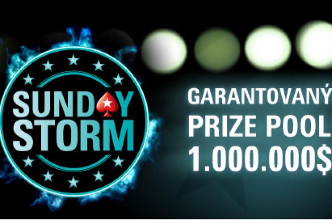 Poslední šance na lístek zdarma do Sunday Storm 0001