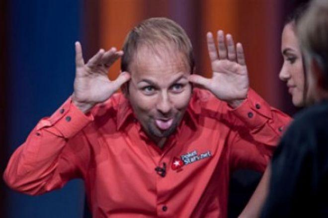 Várka hand ze SuperStar Showdownu s Danielem Negreanu, druhé kolo, část 1. 0001