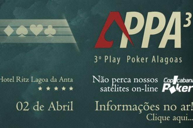3º Play Poker Alagoas