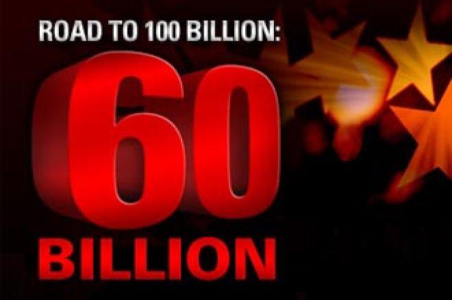 Pogo650 nyerte a PokerStars 60 milliárdodik leosztását 0001