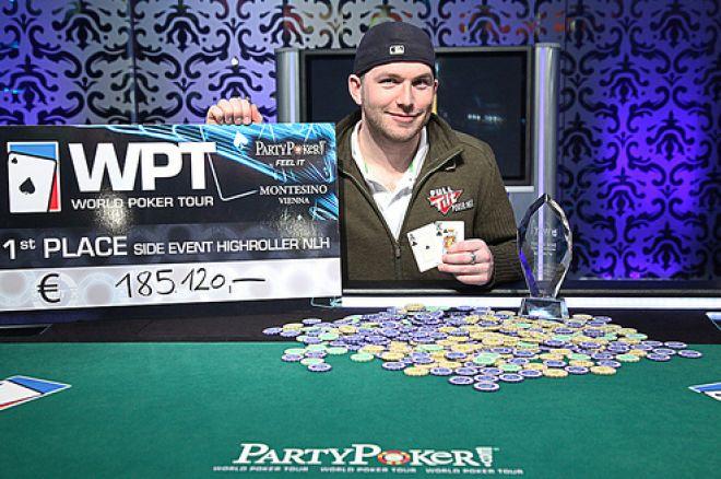 Кратко о главном: Карр выиграл €185,120, чемпионом WSOPC... 0001