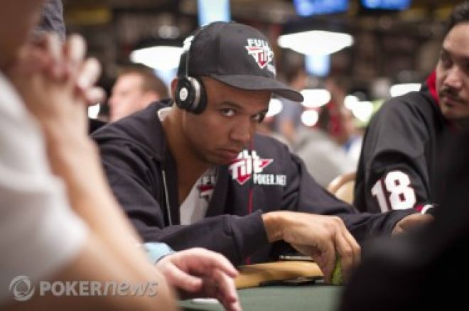 Cinco Pensamentos sobre o Novo Website de Phil Ivey 0001