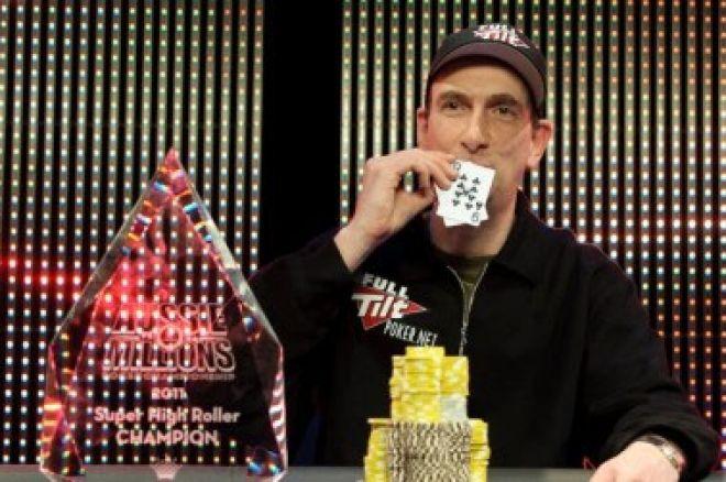 Erik Seidel želi $100,000 Event na World Series Of Poker 0001