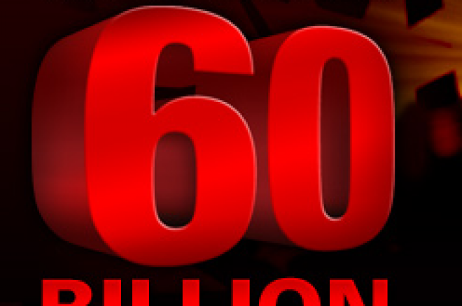 PokerStars 600억 번째 핸드 프로모션의 결과! 0001