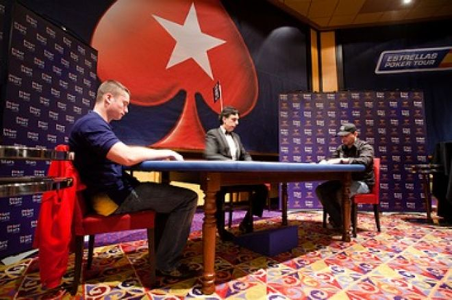 Antonio Diéguez se proclama campeón del Estrellas Poker Tour 0001