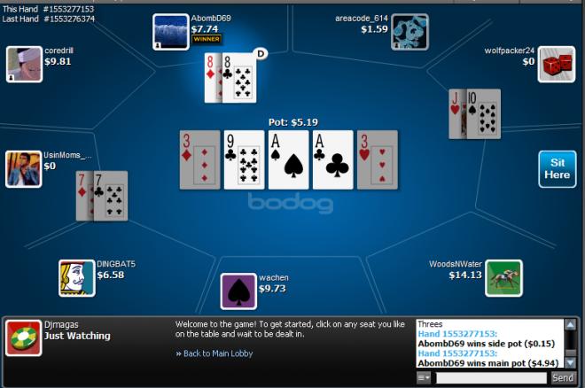 Hrajte s PokerNews: Tento týden 3 freerolly a 1 turnaj! 0001