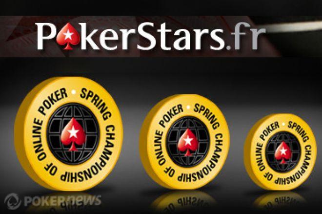 Les étrangers ont écrasé l'événement 08 Haut du SCOOP sur PokerStars.fr.