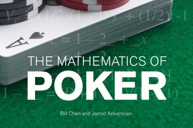 Pokera grāmatas: Bill Chen and Jarrod Ankenman - The Mathematics of Poker 0001