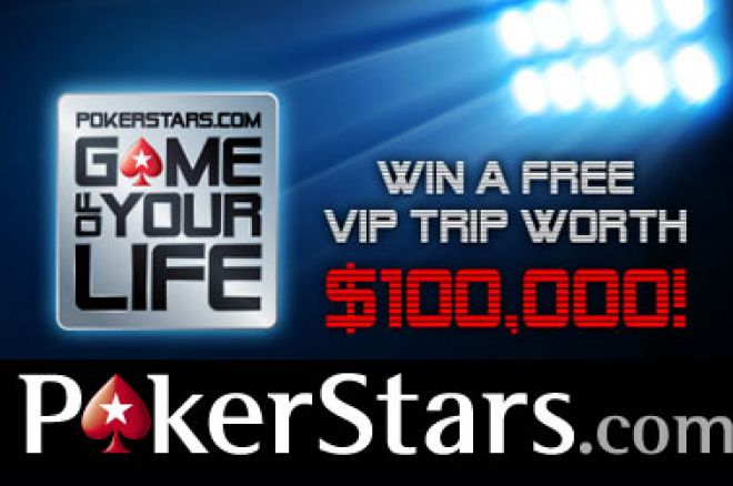 PokerStars lansirao Game Of Your Life promociju 0001