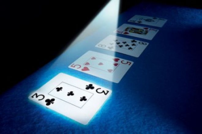 Pokerová poradna, Handa #2: Ztracen na riveru 0001