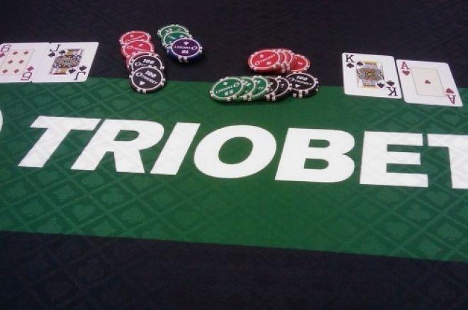 Mesk iššūkį PokerNews LT VIPams Triobet kambaryje 0001
